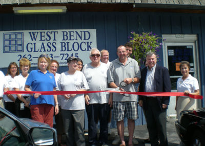 West Bend Chamber Ribbon Cutting