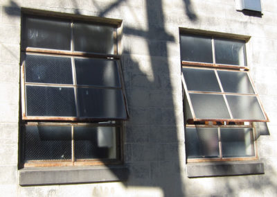 Old Windows -  BEFORE